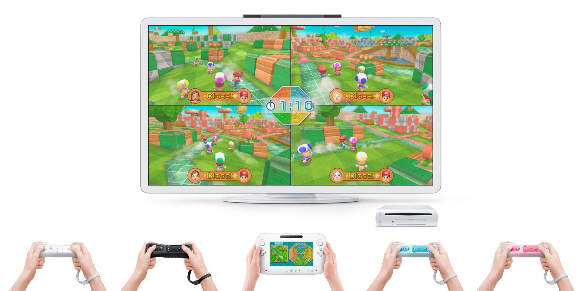 Wii Tag, Wii U Tag