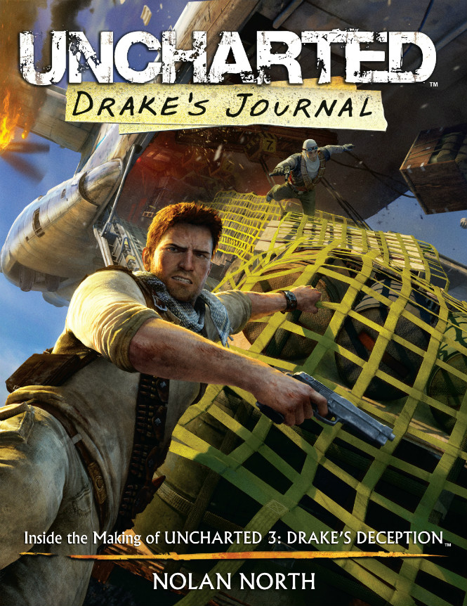 Uncharted Drake's Journal