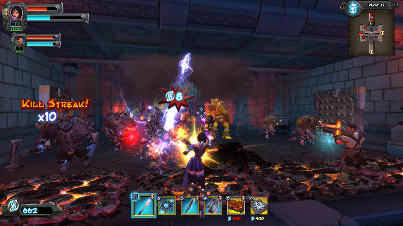 Orcs Must Die 2!