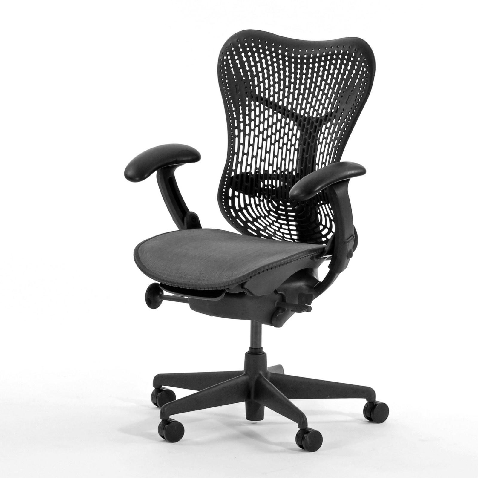 De zeven beste gamebureaustoelen achtergrond for Herman miller stoel