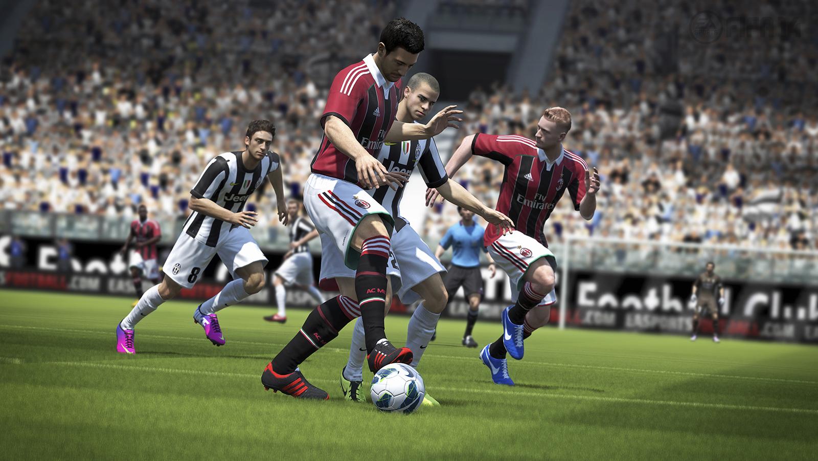 Italiaanse competitie FIFA 14