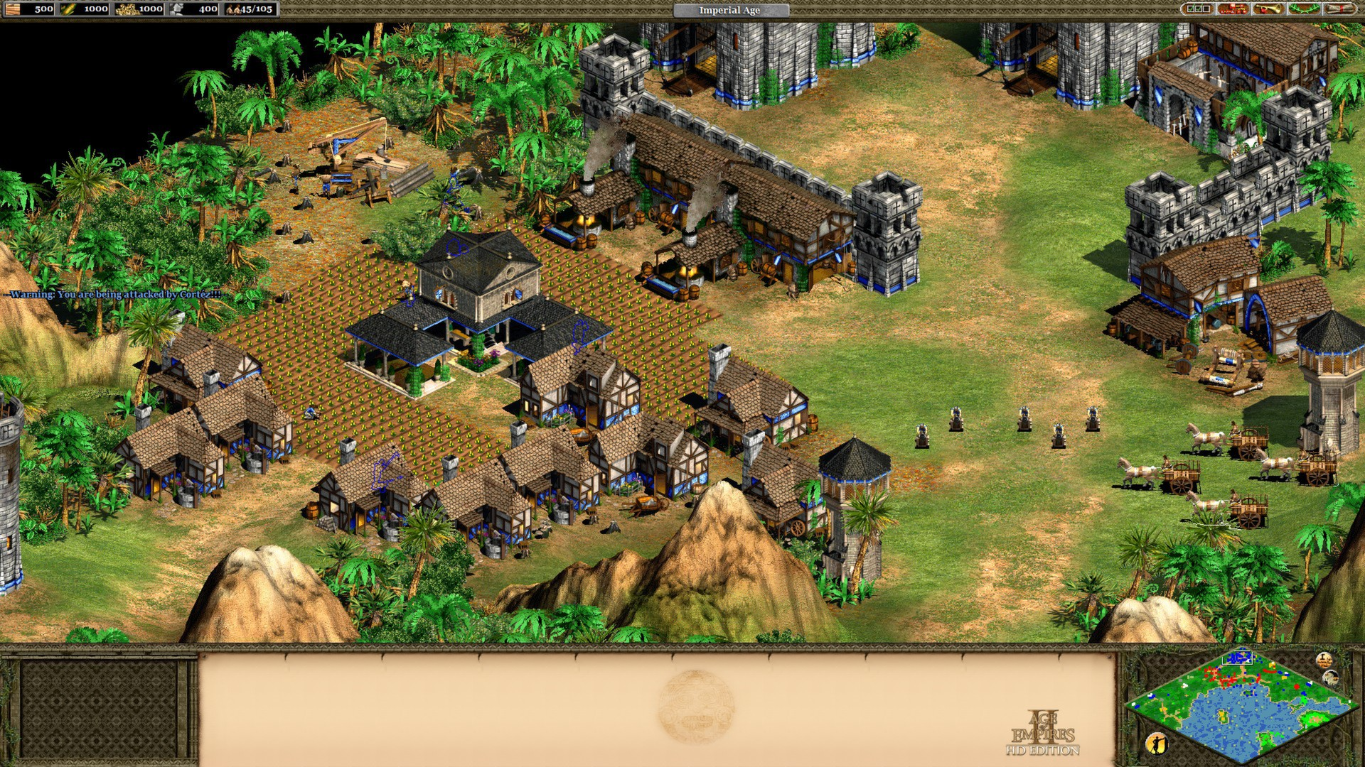Age of Empires 2 HD