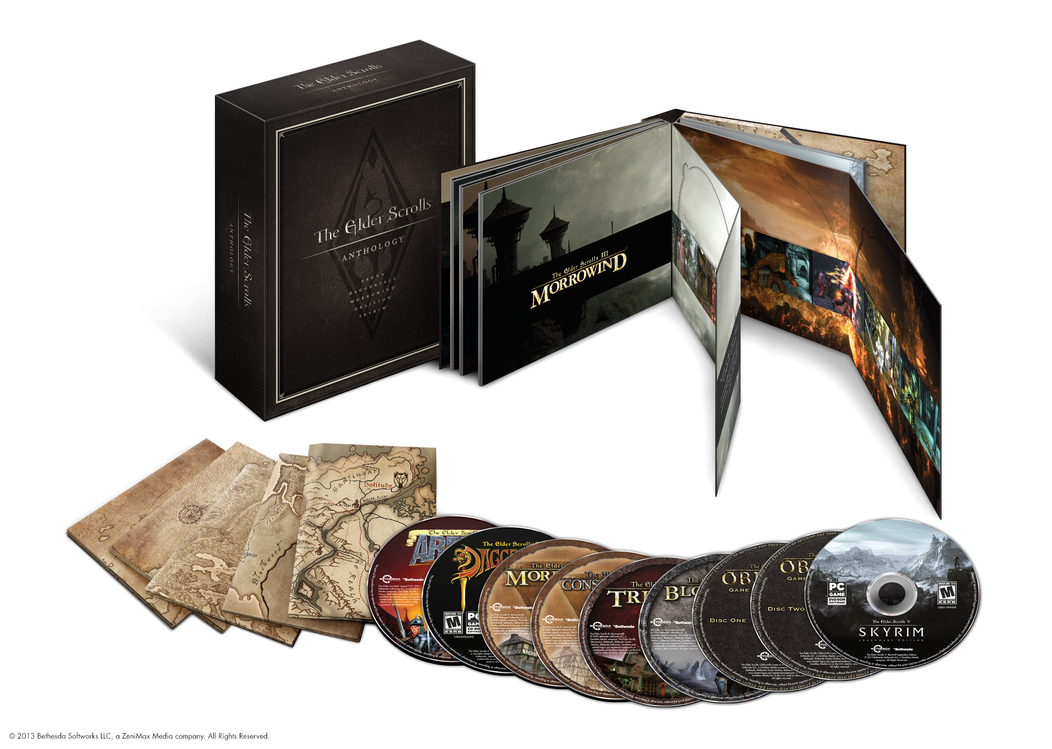 Anthology set
