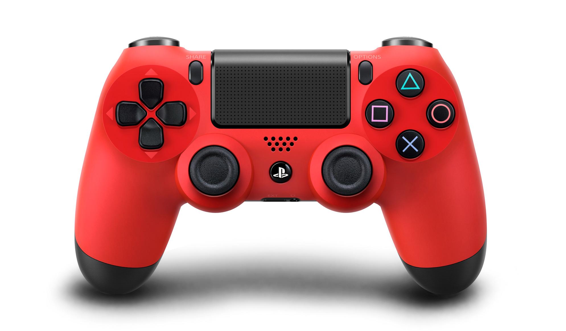 Sony Brengt Rode En Blauwe Controllers Voor Ps4 Uit Nieuws Gamernl