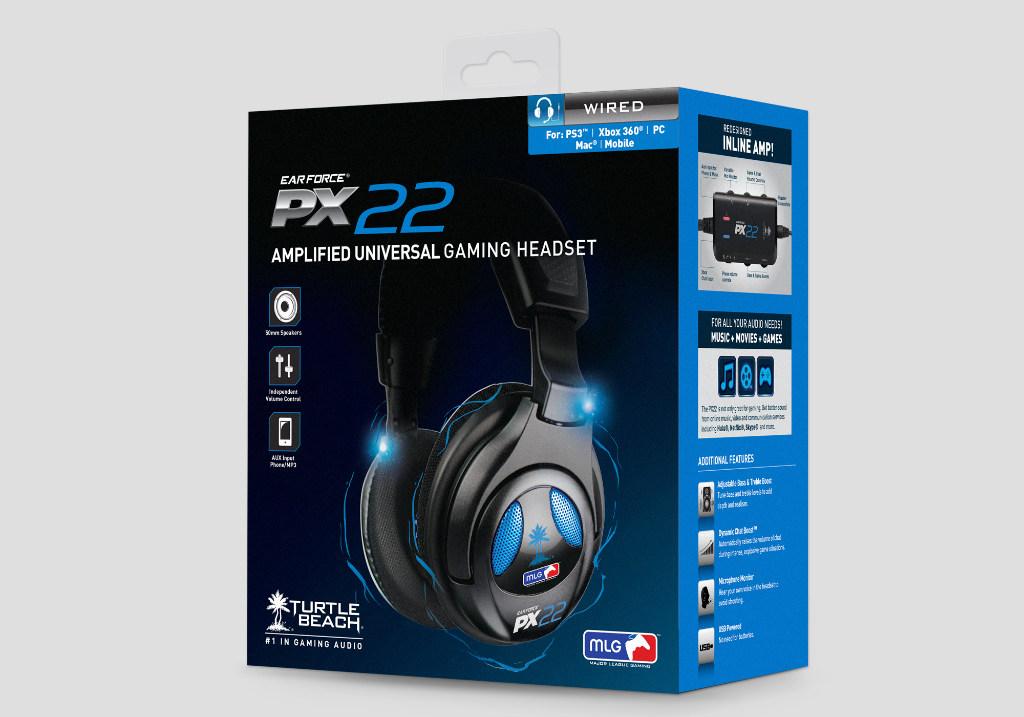 Ear Force PX22
