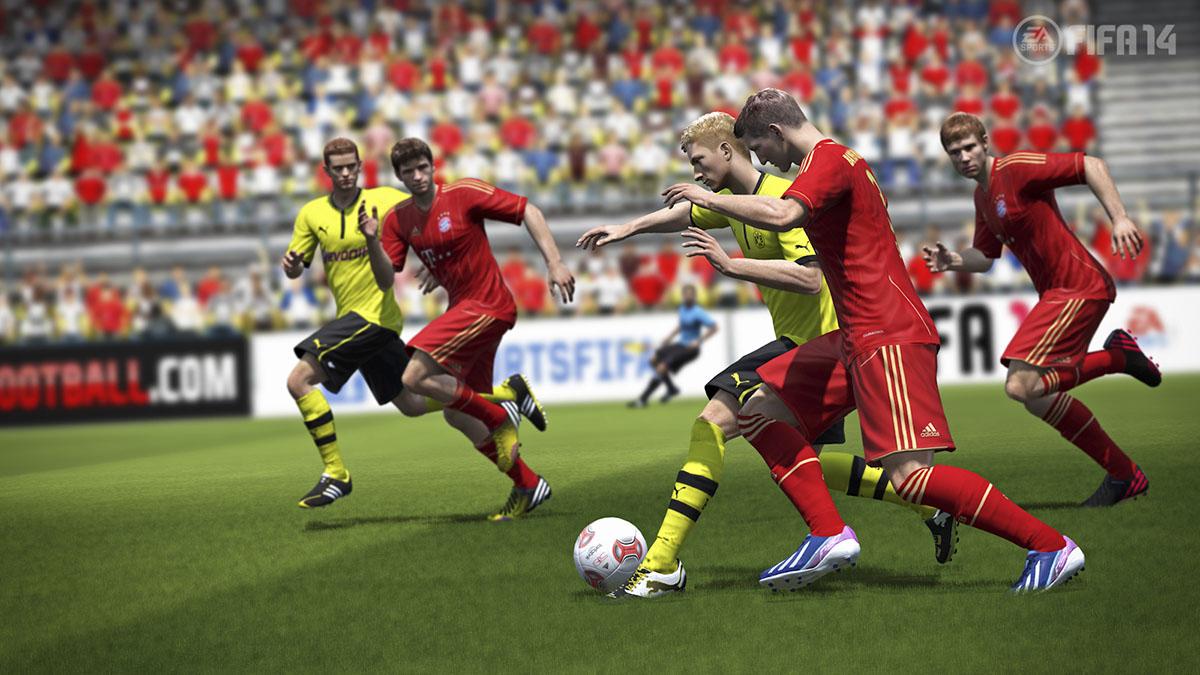 Duitse competitie FIFA 14