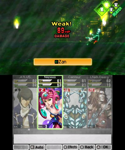 Shin Megami Tensei 4 review