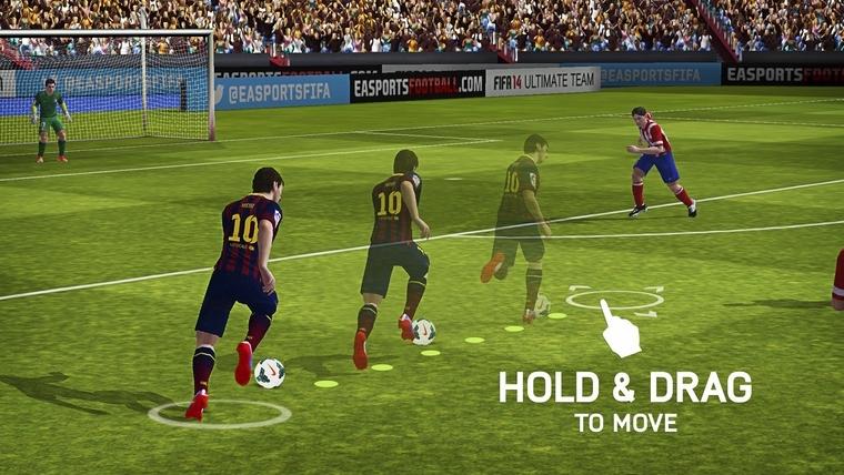 FIFA 14 voor Android en iOS