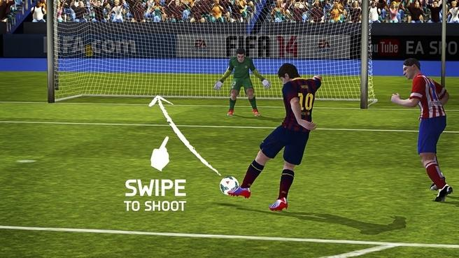 FIFA 14 Android en iOS