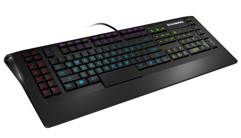 Apex gaming keyboard