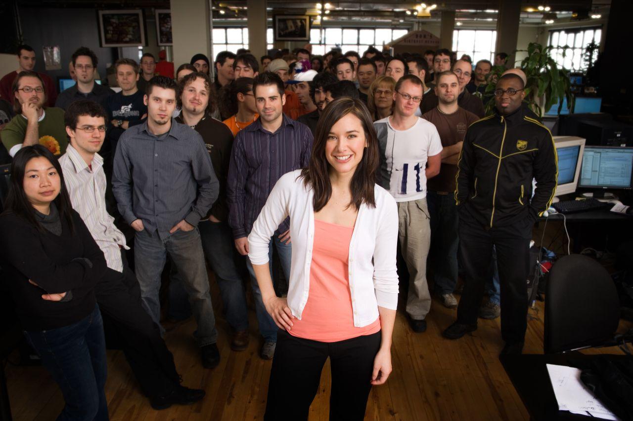 Het vroegere Ubisoft Montreal-team