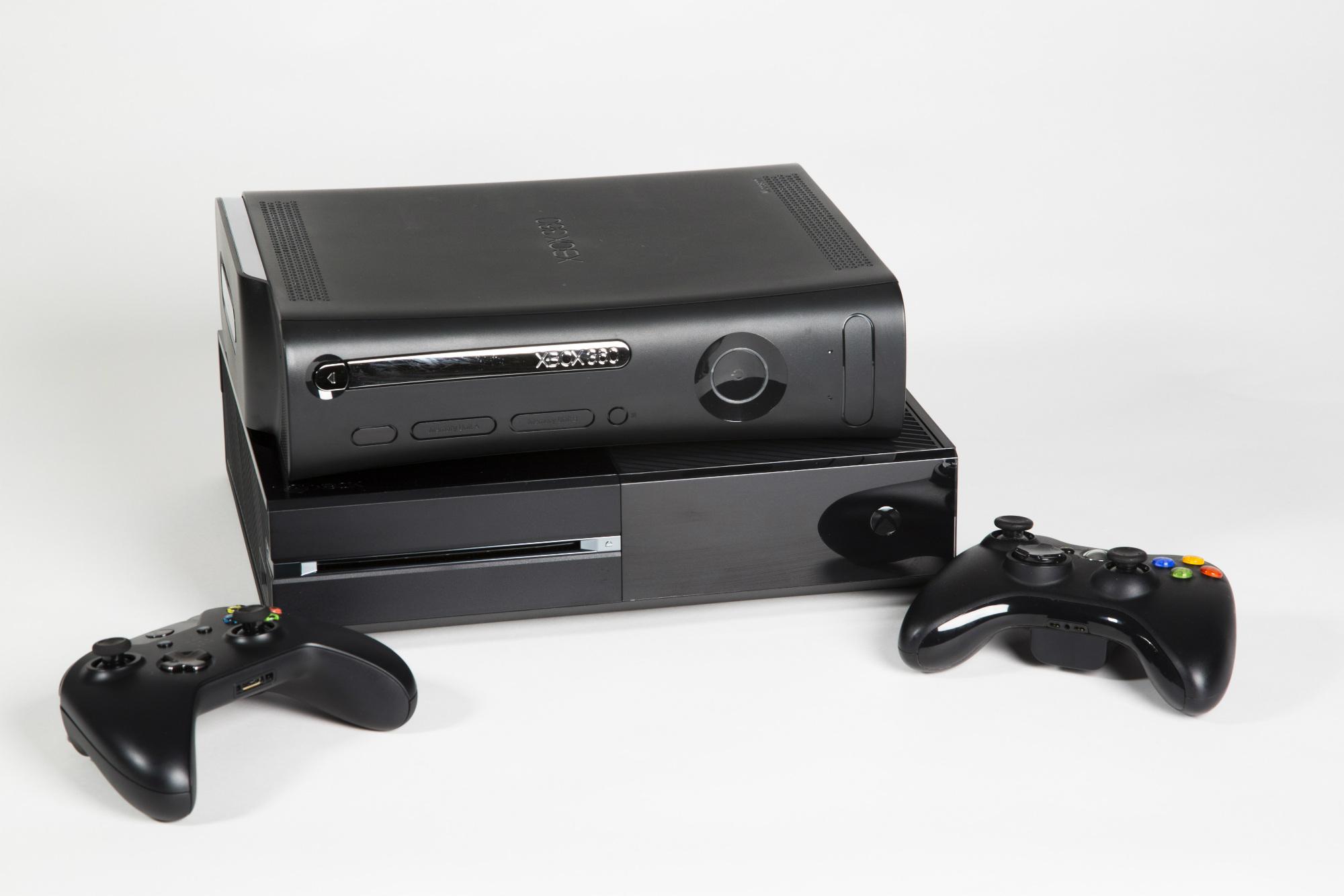 Xbox 360 en Xbox One