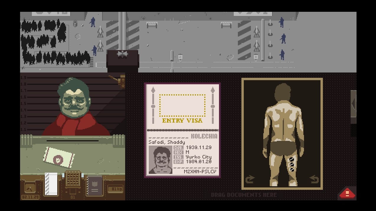 Papers, Please review - Telegraph