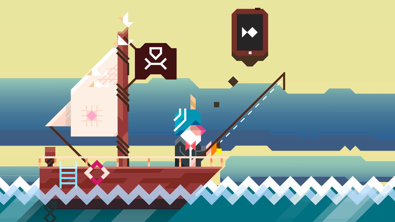 Top 5 mobiele games 2013 volwaardig en uniek for Top fishing games