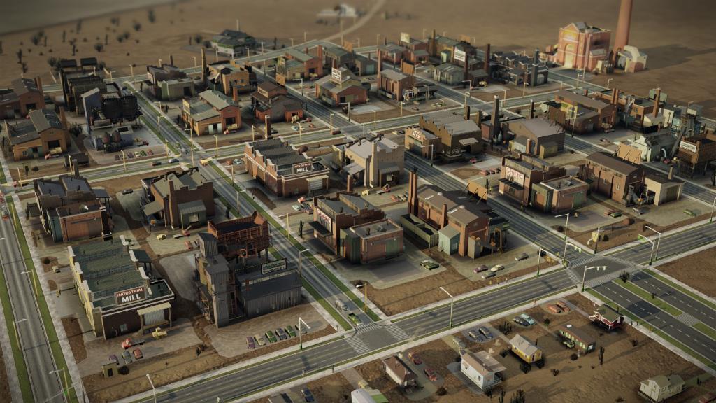 SimCity mods