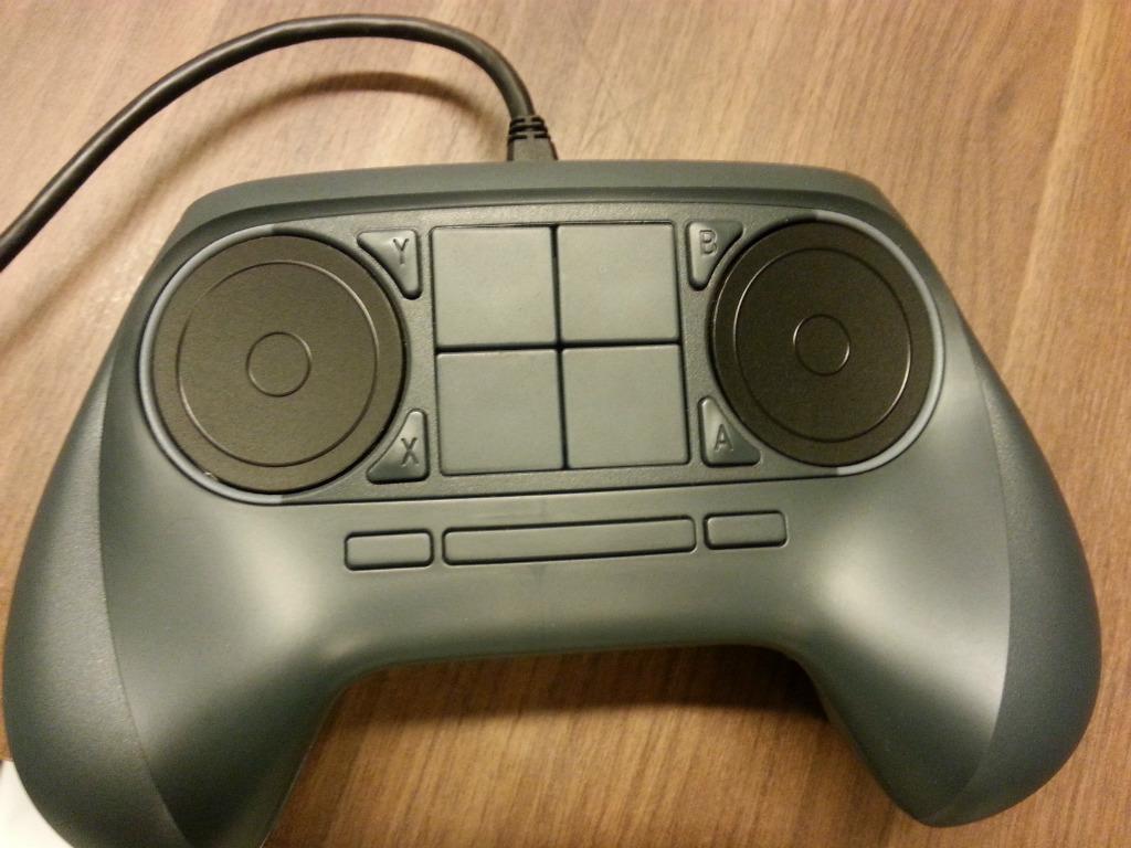 Steamcontroller