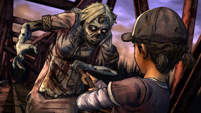 Walking Dead Season 2 A House Divided