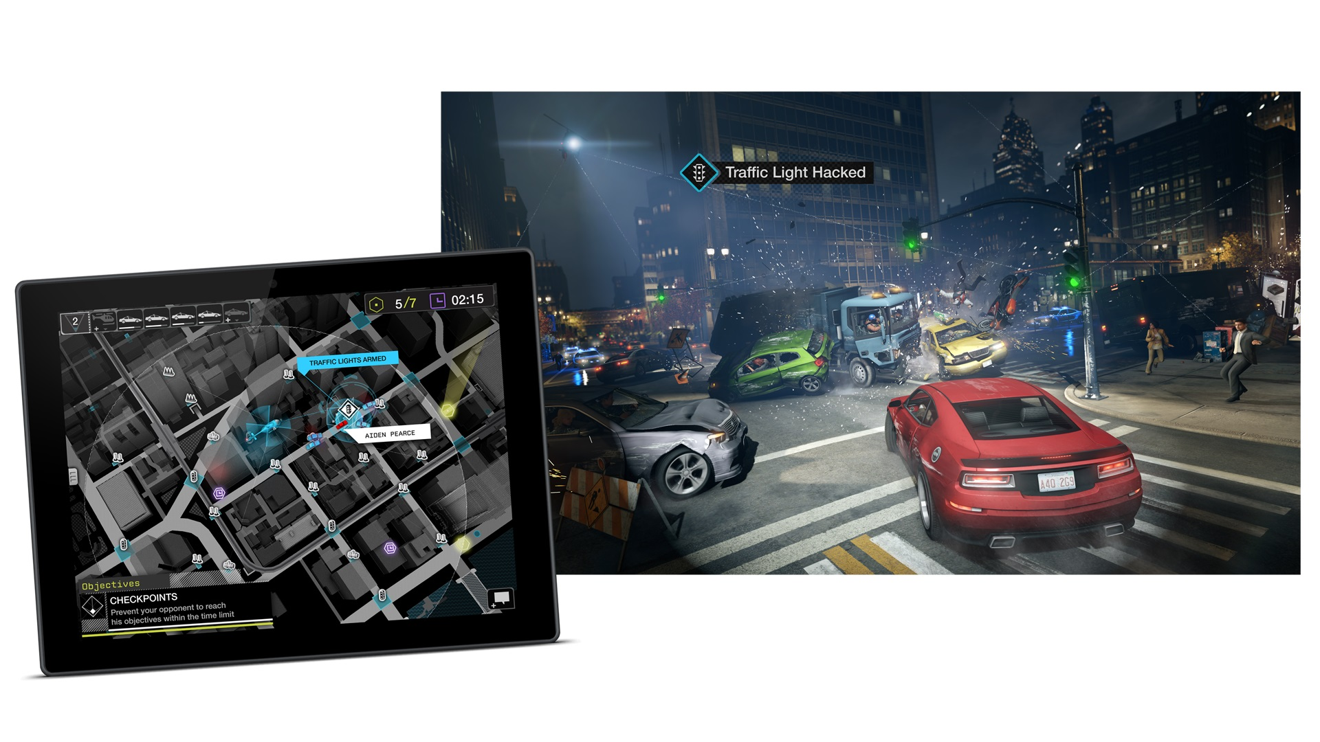 Watch Dogs Companion App