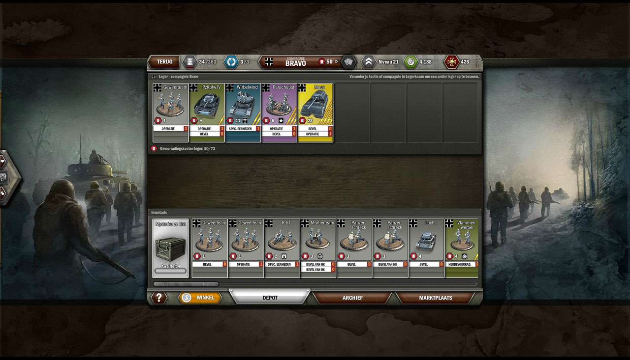 Panzer General Online bèta