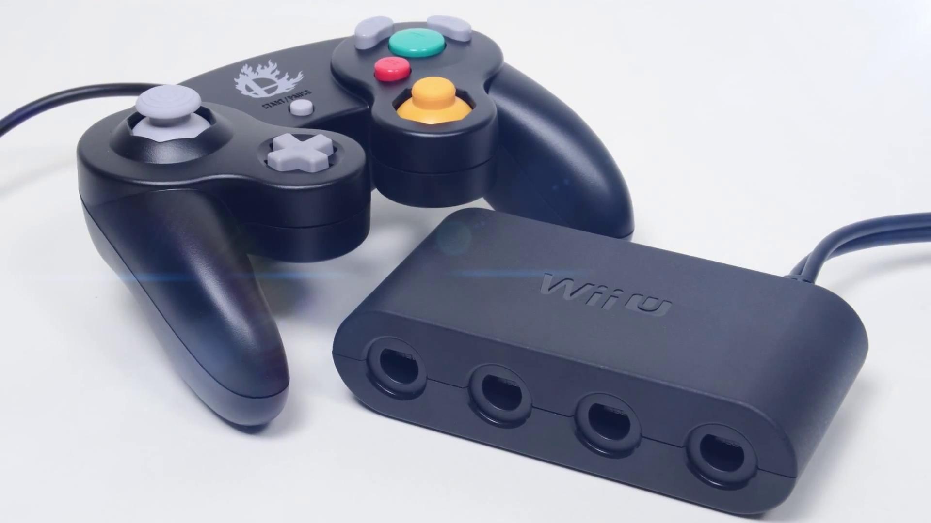 Wii U GameCube