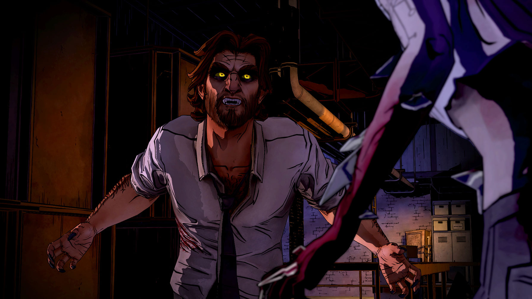Wolf Among Us Episode Five