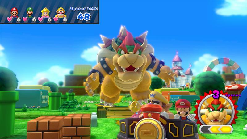 Bowser Mario Party 10