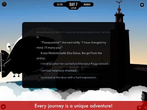 80 Days iOS