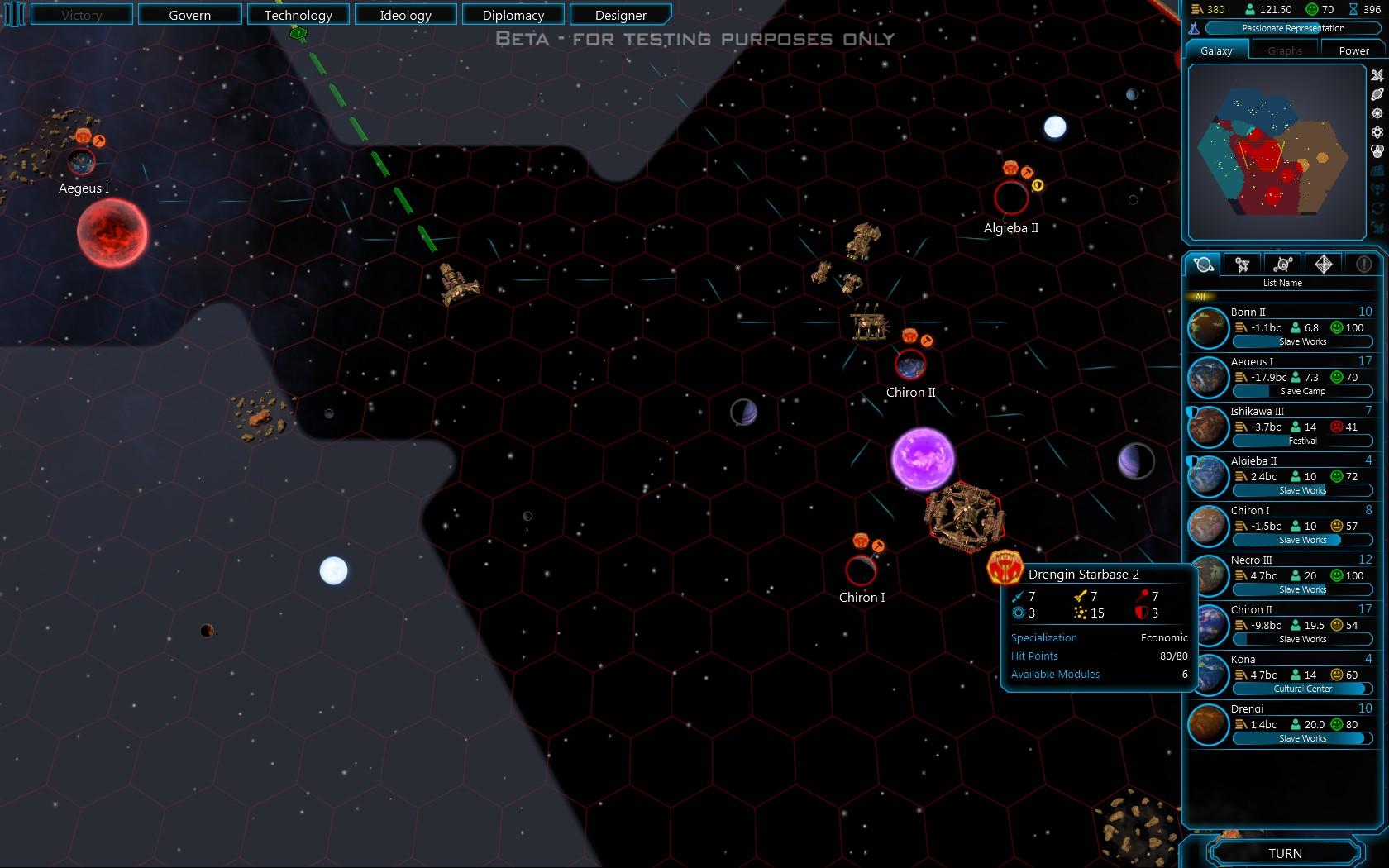 Galactic Cilizations 3