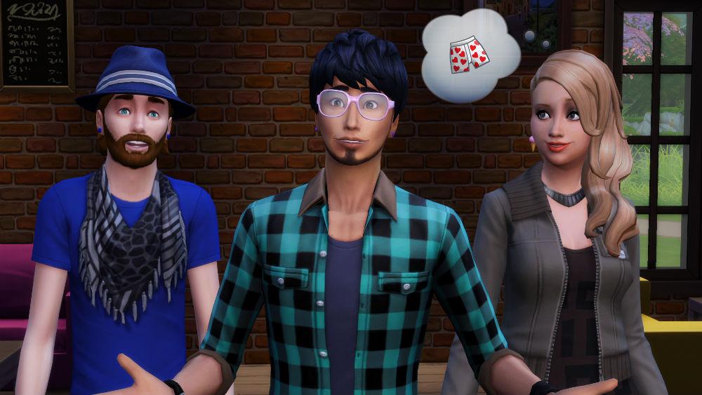 De Sims 4, The Sims 4