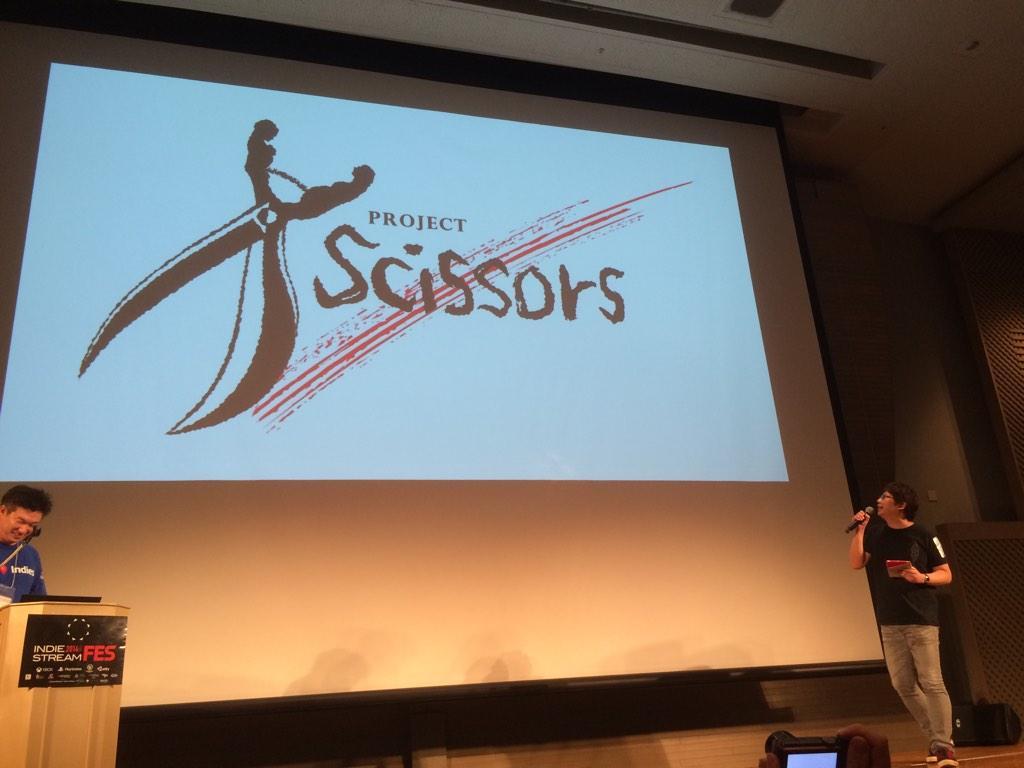 Project Scissors