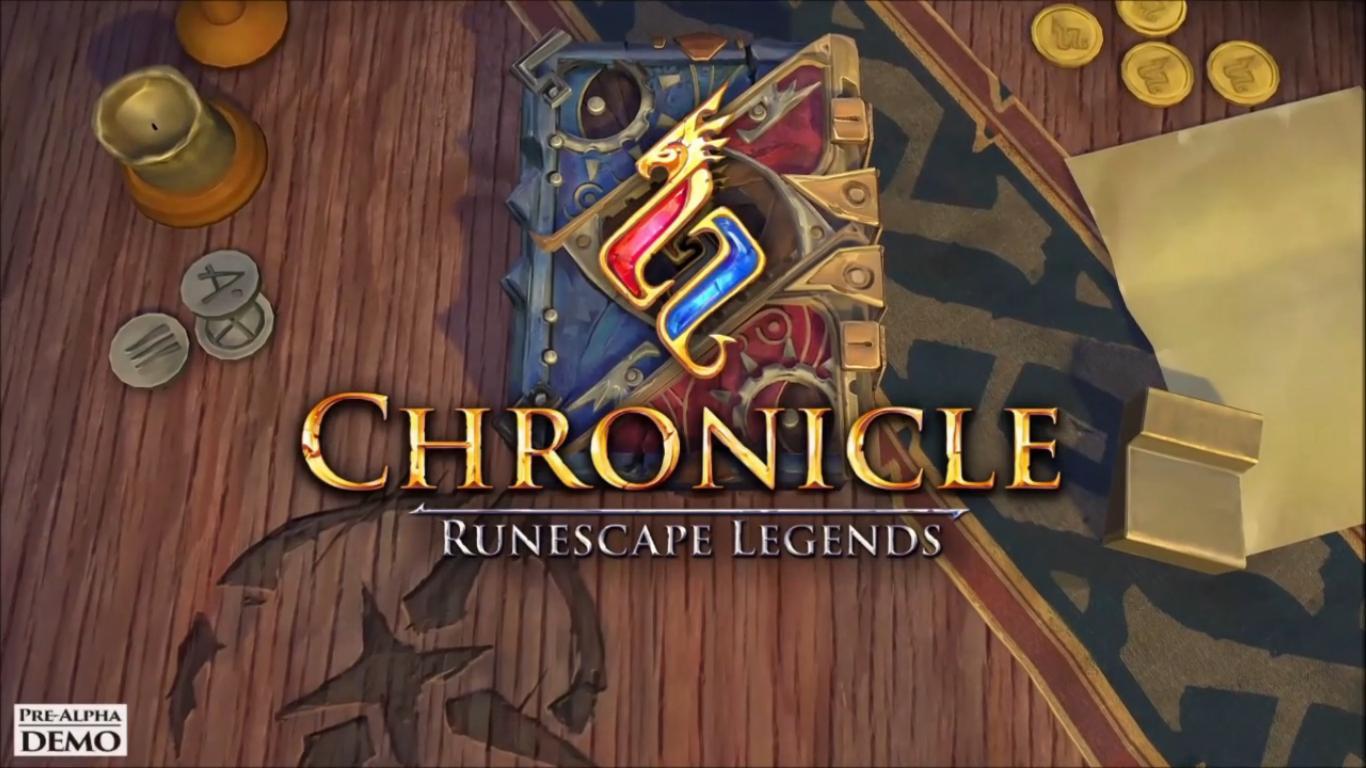 Chronicles: RuneScape Legends