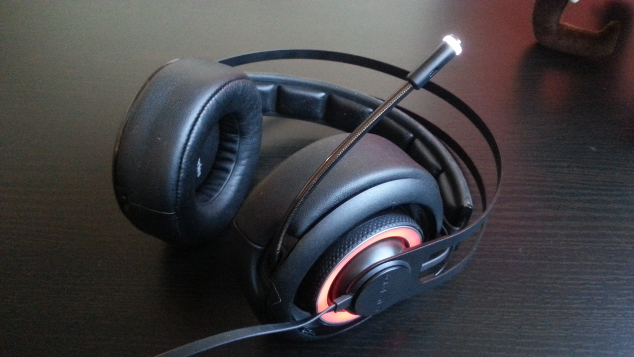 Steelseries Siberia Elite Prism