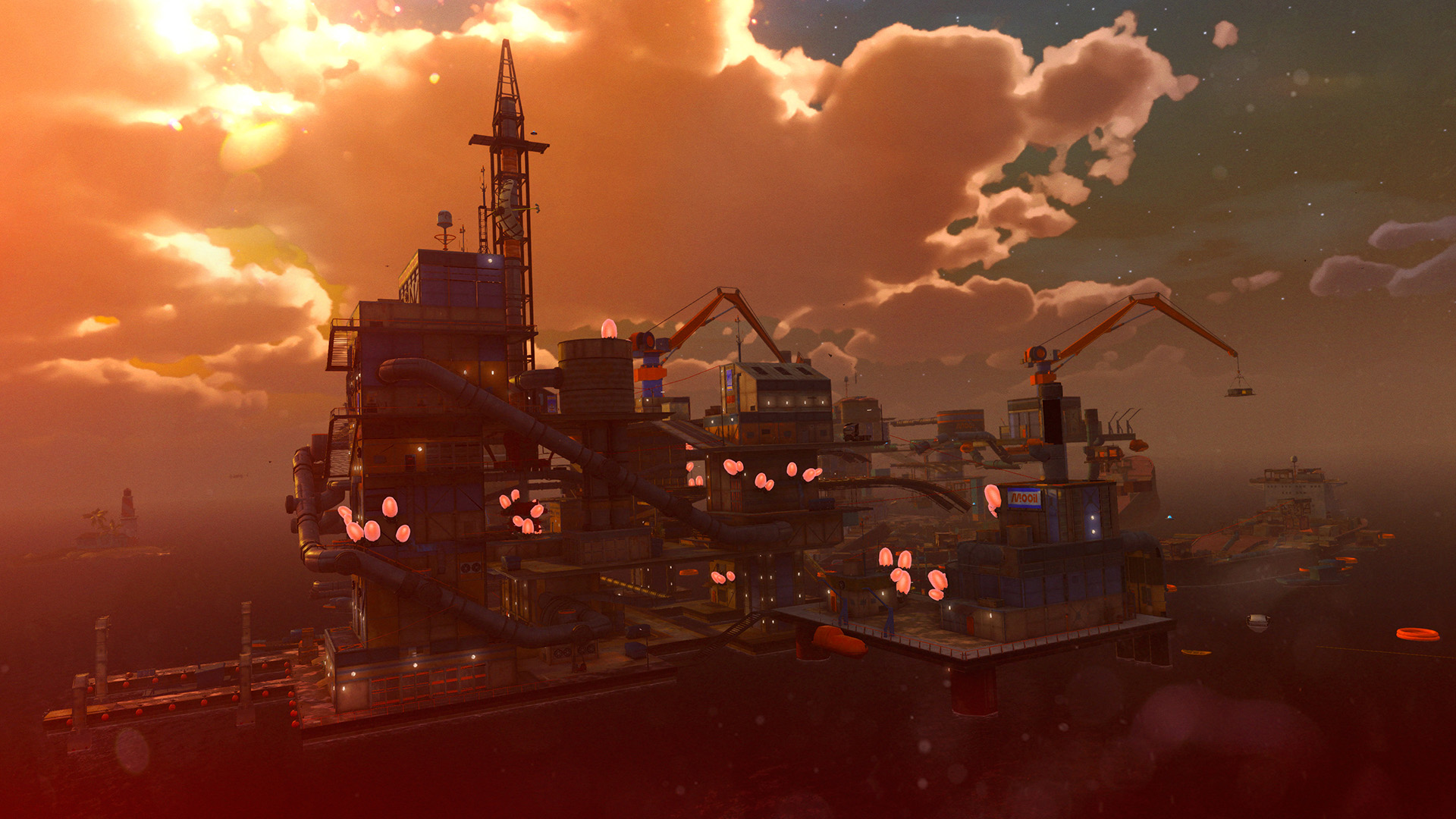 Sunset Overdrive - Mystery of the Mooil Rig